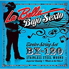 LaBella BX120 Bajo Sexto Strings