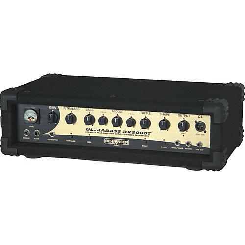 Behringer BX3000T Ultrabass 300W Bass Head-thumbnail