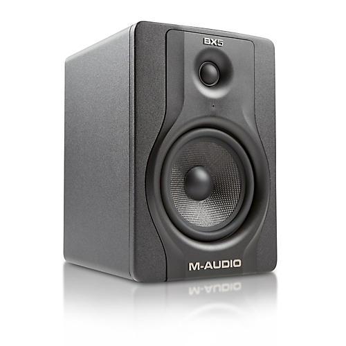 M-Audio BX5 Carbon Black Studio Monitor (Each)-thumbnail