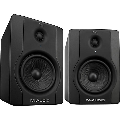 M-Audio BX8 D2 Studio Monitors