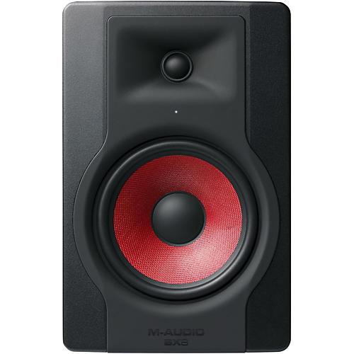 M-Audio BX8 D3 Crimson Powered Studio Reference Monitor-thumbnail