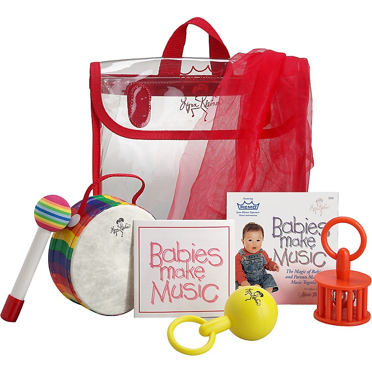 Remo Babies Make Music Kit with DVD