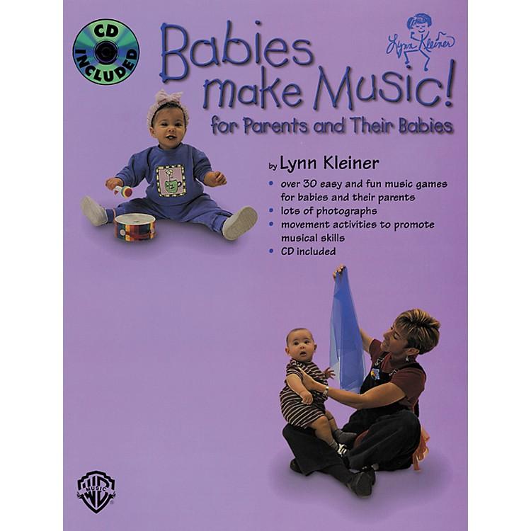 Rhythm BandBabies Make Music! (Parents' Book/CD)