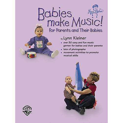 Rhythm Band Babies Make Music! (Parents' Book)