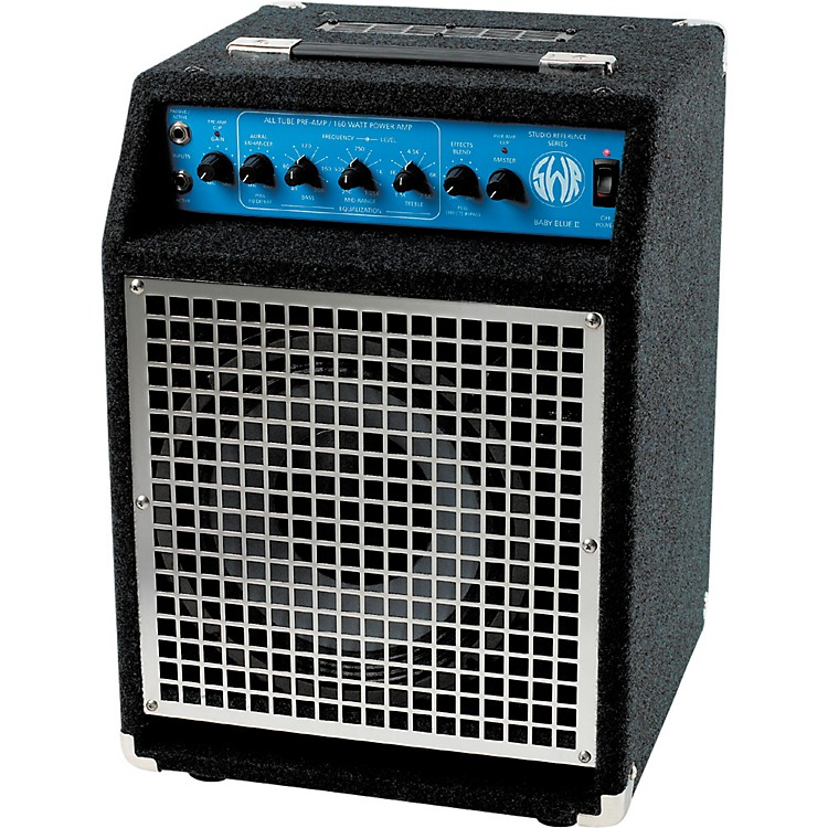 SWRBaby Baby Blue Bass Combo Amp