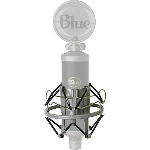 Blue Baby Bottle Shockmount/Pop Filter