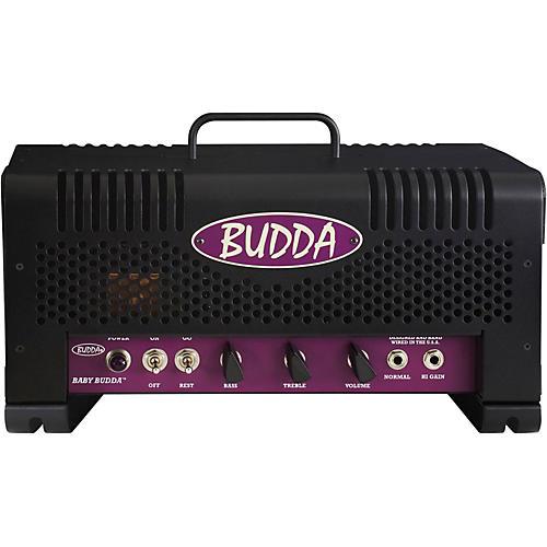 Budda Baby Budda Head 18W  Tube Guitar Combo Amp Black