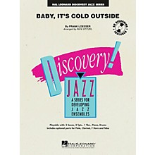 Hal Leonard Baby, It's Cold Outside Jazz Band Level 1-2 Arranged by Rick Stitzel