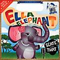Penguin Books Baby Loves Jazz: Ella Elephant Scats Like That Book & CD