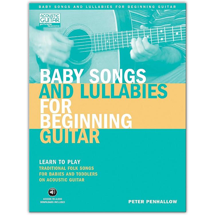 Hal LeonardBaby Songs And Lullabies for Beginning Guitar (Book/CD Package)