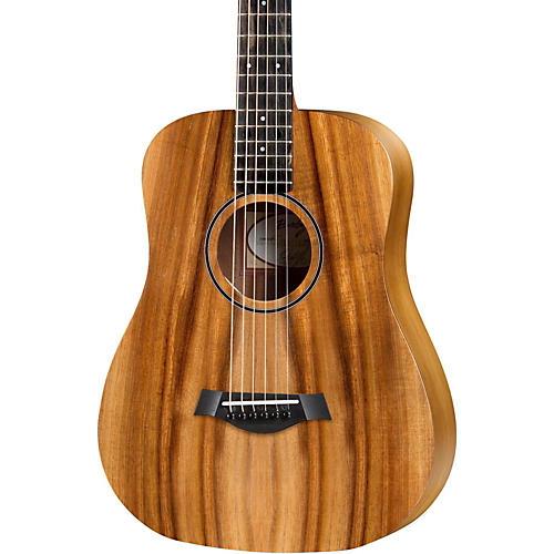 taylor baby taylor bte koa dreadnought acoustic electric guitar musician 39 s friend. Black Bedroom Furniture Sets. Home Design Ideas