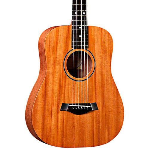 taylor baby taylor mahogany left handed acoustic guitar natural musician 39 s friend. Black Bedroom Furniture Sets. Home Design Ideas