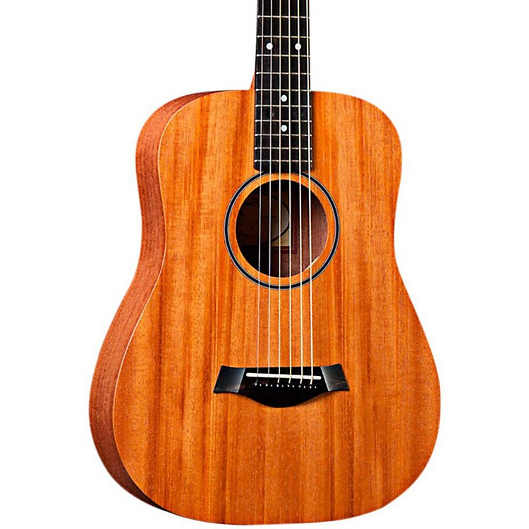 Taylor Baby Taylor Sapele/Mahogany Left-Handed Acoustic Guitar Natural