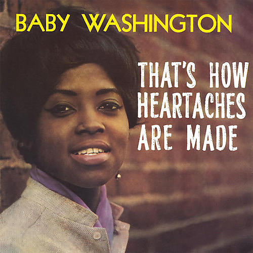 Alliance Baby Washington - That's How Heartaches Are Made