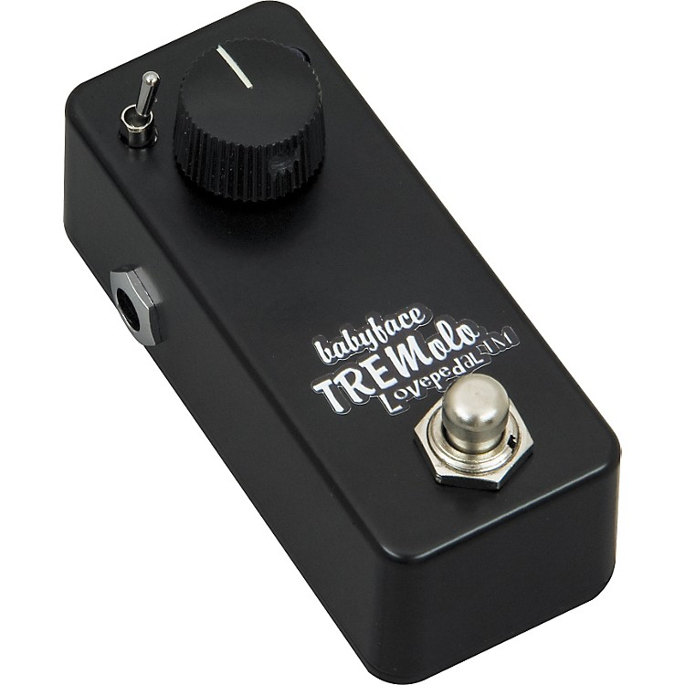 Lovepedal Babyface Tremolo Guitar Effects Pedal
