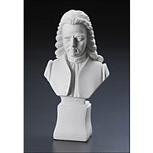 "Willis Music Bach 7"" Statuette"