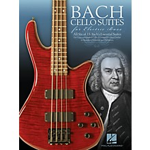 Hal Leonard Bach Cello Suites for Electric Bass Bass Series Softcover