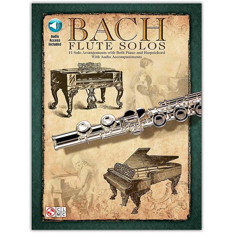 Hal LeonardBach Flute Solos Book/CD