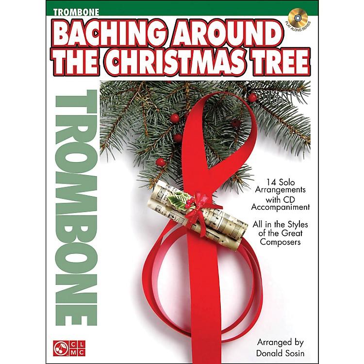 Cherry LaneBaching Around The Christmas Tree (Trombone) Book/CD