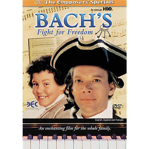 Devine Entertainment Bach's Fight for Freedom (DVD)-thumbnail