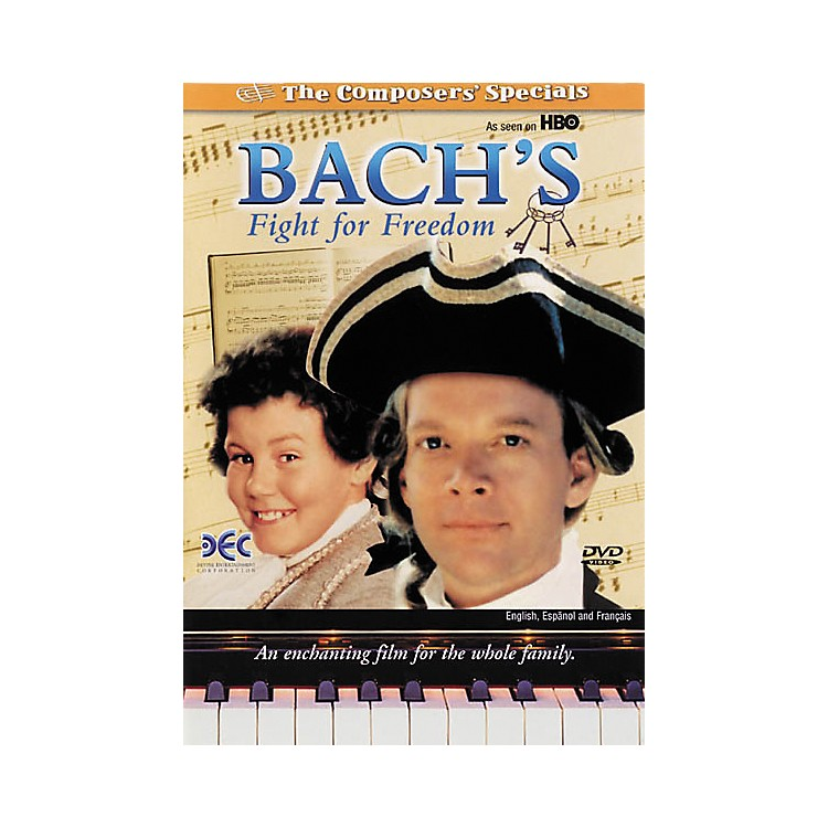 Devine EntertainmentBach's Fight for Freedom (DVD)