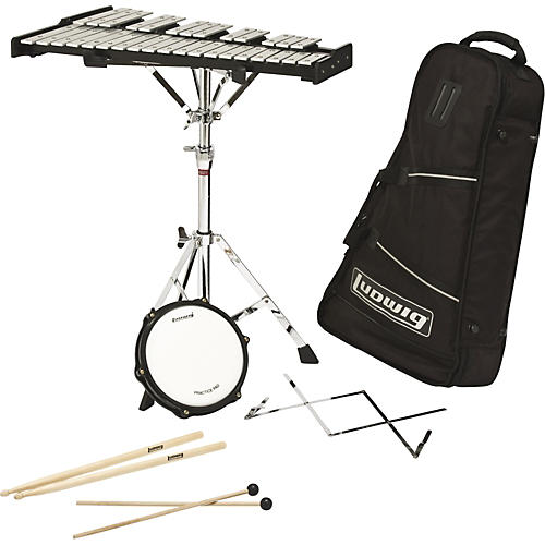 Ludwig Back-Pack Bell Kit