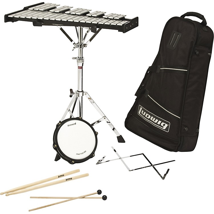 LudwigBack-Pack Bell Kit
