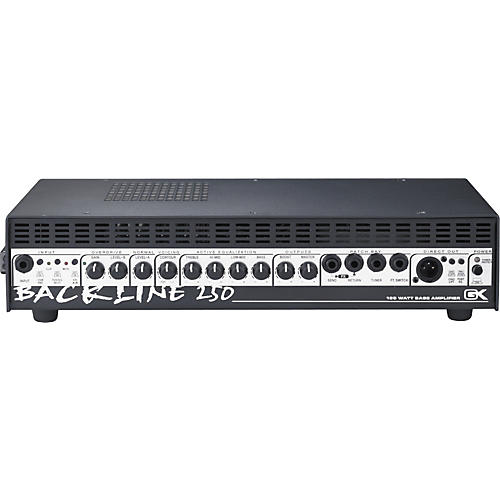 Gallien-Krueger Backline 250 Bass Head