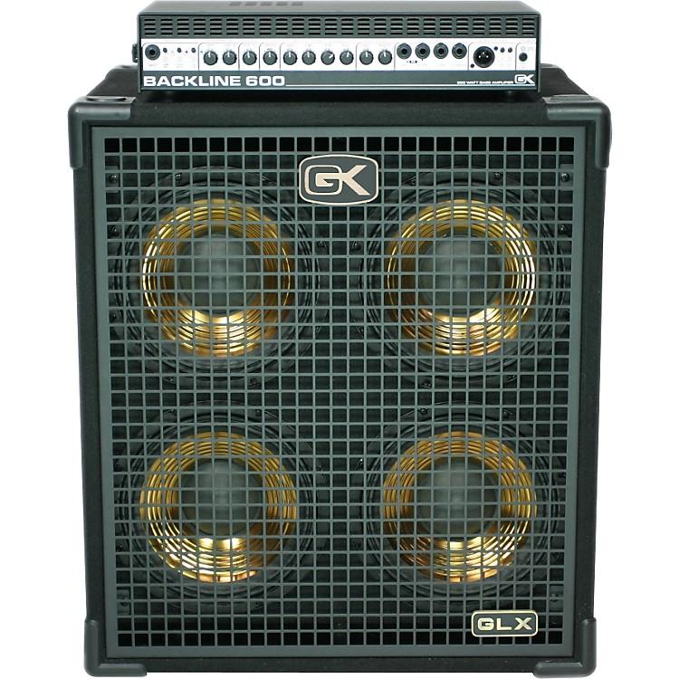 Gallien-KruegerBackline 600/Goldline 4x10 Stack