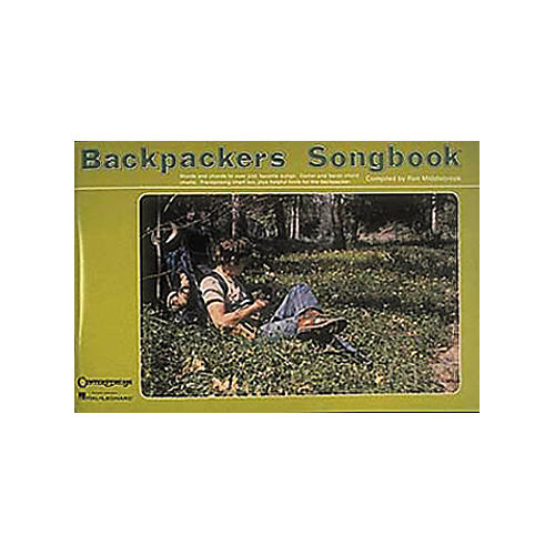 Hal Leonard Backpackers Songbook