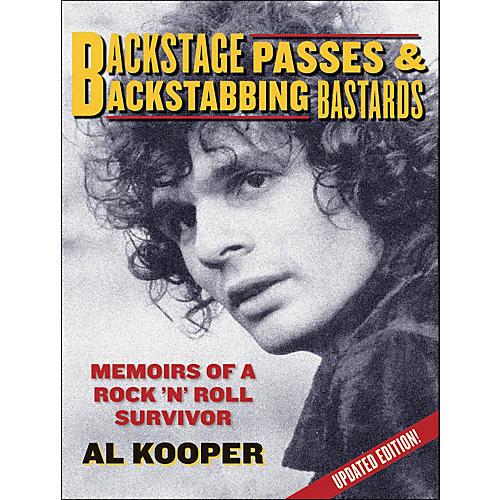 Backbeat Books Backstage Passes & Backstabbing Bastards