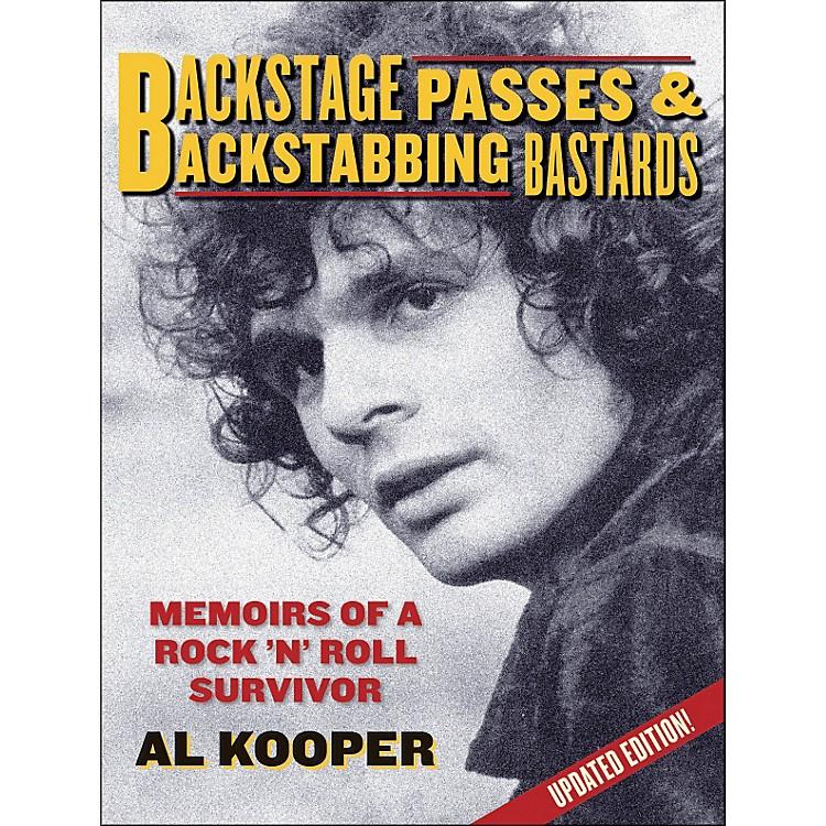 Backbeat BooksBackstage Passes & Backstabbing Bastards