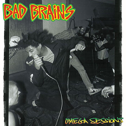 Alliance Bad Brains - Omega Sessions