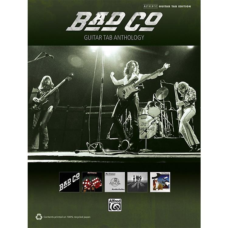 Hal LeonardBad Company - Guitar TAB Anthology Book