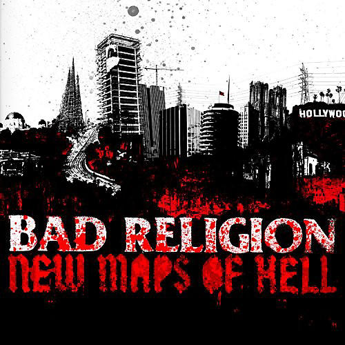 Alliance Bad Religion - New Maps of Hell