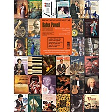 Music Minus One Baden Powell Revisited Music Minus One Series Softcover with CD