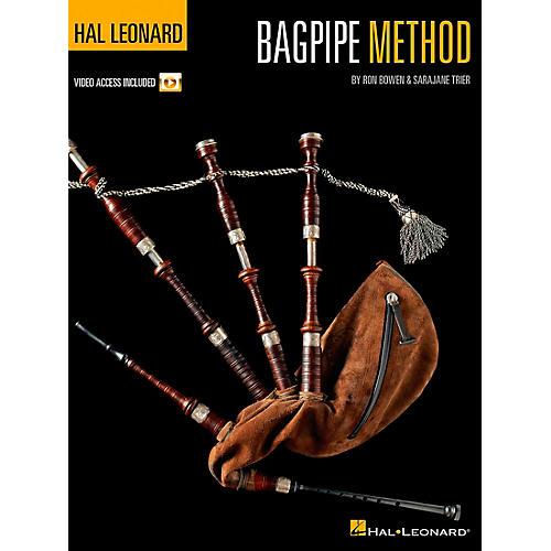 Hal Leonard Bagpipe Method Book/CD-thumbnail