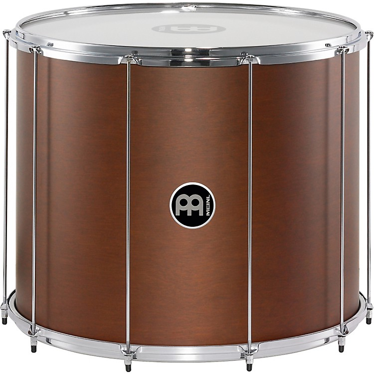 Meinl Bahia Wood Surdo 22 In x 18 In African Brown