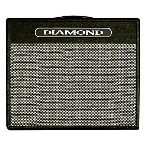 Diamond Amplification Balinese USA Custom Series 25W Tube Guitar Combo Amp Black