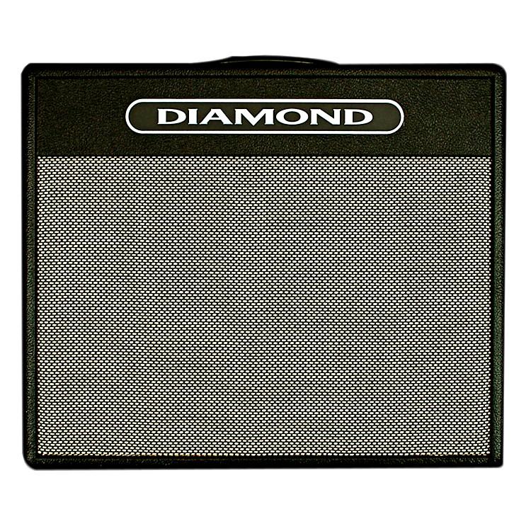 Diamond AmplificationBalinese USA Custom Series 25W Tube Guitar Combo AmpBlack