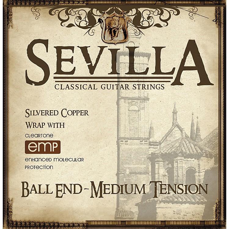 Sevilla Classical Guitar StringsBall End EMP-Coated Classical Guitar Strings