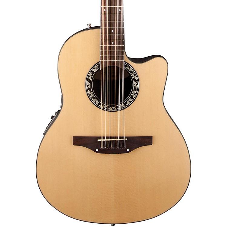 ApplauseBalladeer 12-String Mid Depth Bowl Acoustic-Electric Guitar