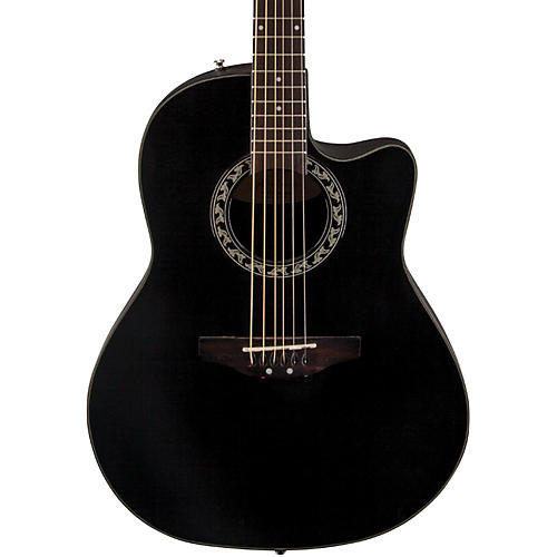 Applause Balladeer Mid Depth Bowl Acoustic Guitar-thumbnail