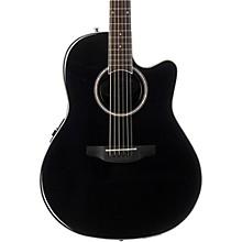 Applause Balladeer Series AB24II Acoustic-Electric Guitar Black