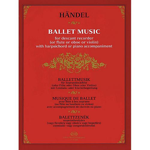 Editio Musica Budapest Ballet Music EMB Series