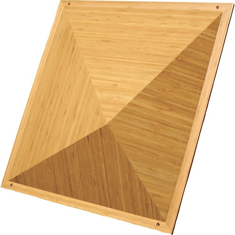 AuralexBamboo Peak Pyramid Diffusor 23.75