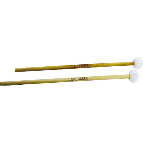 Clevelander Bamboo Timpani Mallets Cdb4: General Classic Ball