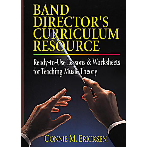Pearson Education Band Director Curriculum