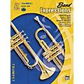 Alfred Band Expressions Book One Student Edition Trumpet Book & CD  Thumbnail