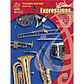 Alfred Band Expressions Book Two Teacher Edition Teacher Curriculum Package  Thumbnail